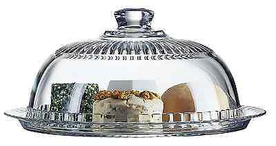 Luminarc Cheese and Cake Dome Glass, 27 cm