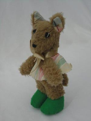 Vintage Fox Dog ? Soft Toy Home Sewn Collectable