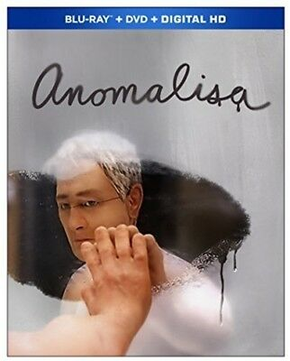 Anomalisa [New Blu-ray] With DVD, Widescreen, Subtitled, 2 Pack, Ac-3/Dolby Di