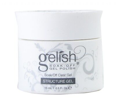 100% Authentic Gelish Harmony Structure Gel 0.5 oz + FREE SHIPPING