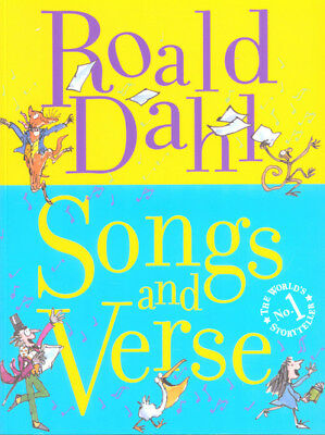 Songs and verse by Roald Dahl (Paperback)
