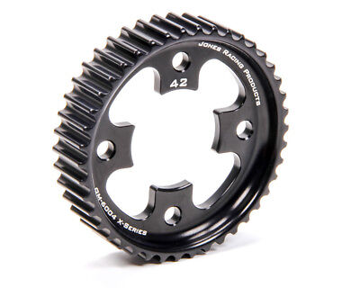 JONES RACING PRODUCTS 42-Tooth Quarter Midget Axle Pulley P/N QM-6004-42