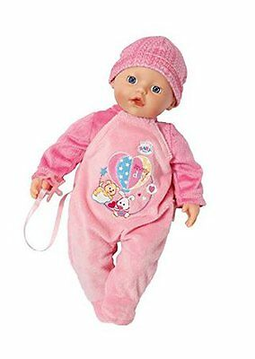 My Little Baby Born Girl Super Soft First Doll By Zapf Creation Girls Toys New