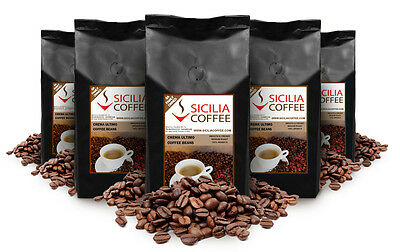 10kg CREMA ULTIMO Coffee Beans, for CAFES/OFFICES,100% Arabica, Smooth, Creamy