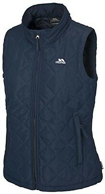 (TG. 2X-Small) Trespass Lonnie - Gilet da ragazza, Blu (blu navy), 2X-Small - NU