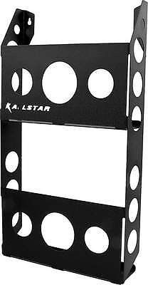 Allstar Performance Black Double Magazine Rack P/N 12223
