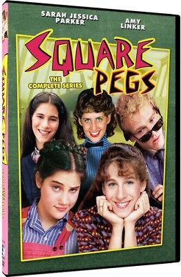 Square Pegs: The Complete Series [New DVD] 2 Pack