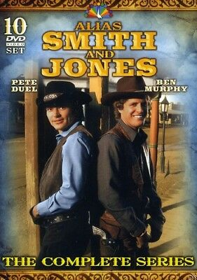 Alias Smith and Jones: The Complete Series [New DVD] Slim Pack