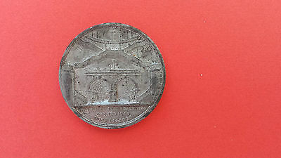 Great Britain Medal 1843 Thames Tunnel Opening of The Thames Tunnel BRUNEL