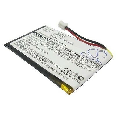 Replacement Battery For SONY HDPS-M1, M1 Mp3 Player, HDD Photo Storage