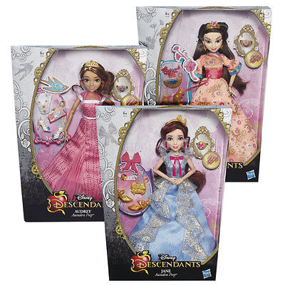 Disney Descendants Auradon Prep Coronation Fashion Dolls Official Hasbro Toys