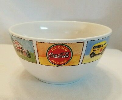 GIBSON Coca-Cola Small Nesting Mixing Bowl
