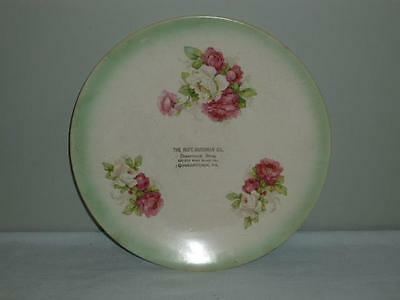 Vintage Early 1900s Advertising Plate The Rufe-Gussman Co Department Store-BL