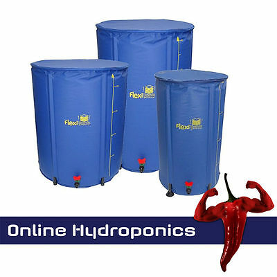 Autopot Flexitank Collapsible Water Butt All Sizes - 25L,50L,100L,225L,400L,750L