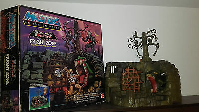 Motu Fright zone  Masters Of The Universe He man