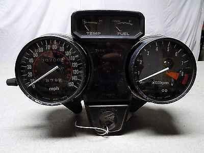 83 Honda Goldwing Interstate GL 1100 I Gauge Cluster Gauges ~FreeFreeShip~