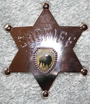Sheriff Badge - North Dakota