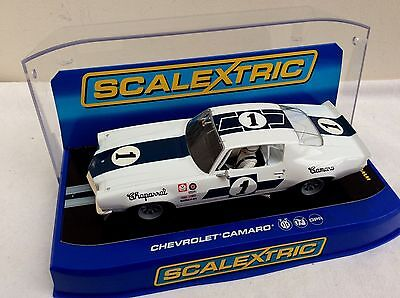 Scalextric 1/32 Slot Car -  C2896 Chevrolet Camaro 1970  #1    BOXED