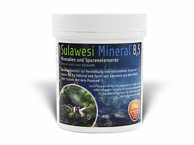 Salty Shrimp Sulawesi Mineral 8.5 100g Remineraliser for RO Water Cherry Crystal