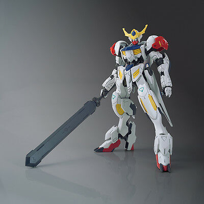 Gundam Barbatos Lupus GUNPLA HG High Grade 1/144 Iron-Blooded Orphans BANDAI