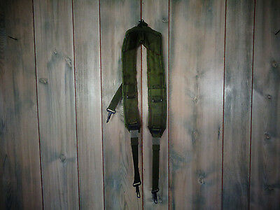 Lbe Military Suspenders