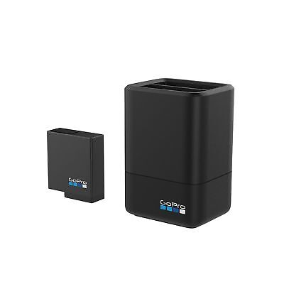 GoPro Dual Battery Charger incl. HERO5 Black Akku