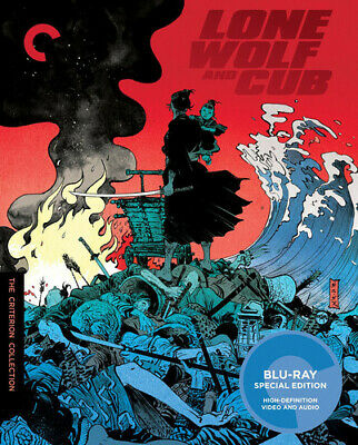 Lone Wolf and Cub (Criterion Collection) [New Blu-ray] Restored, Special Editi