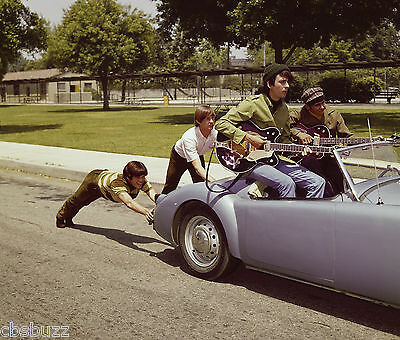The Monkees - Tv Show Photo #x64