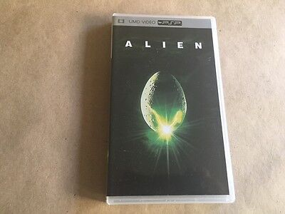 Alien Movie PSP