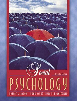 Social Psychology, Branscombe, Nyla R. Paperback Book The Cheap Fast Free Post