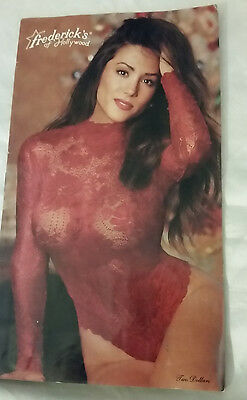 Frederick's of Hollywood 1994 Vol 91 Issue 398 Catalog Women's Fashion Lingerie