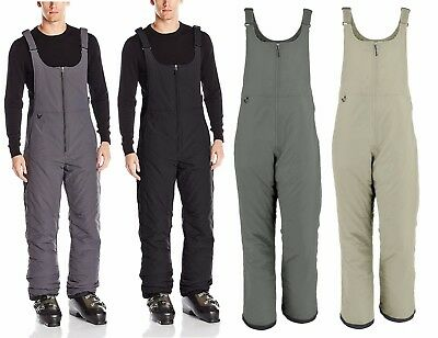 White Sierra T9717Mx Men's Toboggan Insulated Ski Snow Extended Bib Pant 2X, 3X