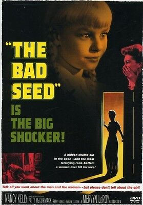 The Bad Seed [New DVD] Black & White, Subtitled, Standard Screen