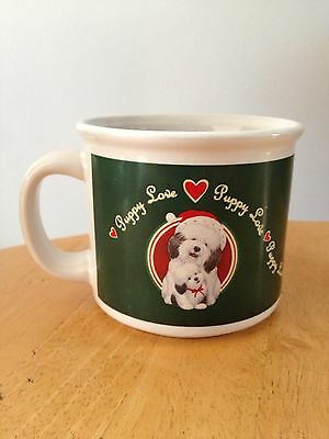 Old English Sheepdog Mug Cup Coffee Tea OES