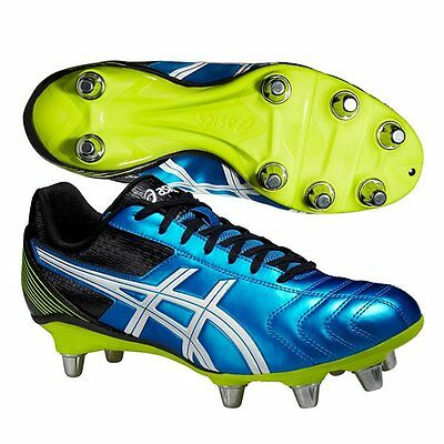 Asics Gel-Lethal Tackle 8 Stud Rugby Boots