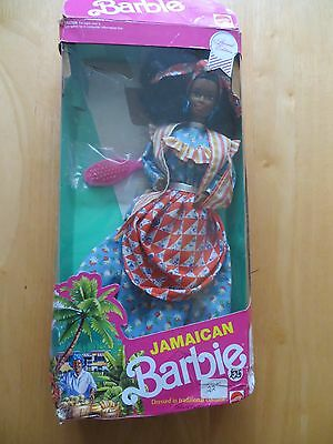 Jamaican Barbie Doll. Dolls Of The World Collection