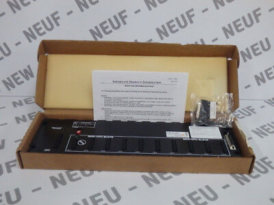Ic693Chs392 - Ge Fanuc 90-30 Alspa C80-35 Rack Base 10 Slot / New