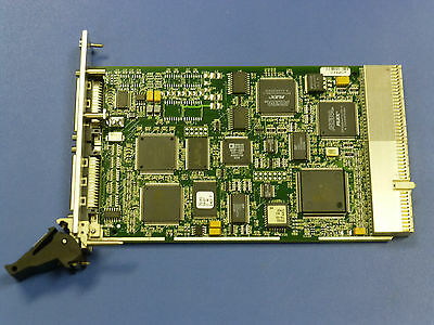 National Instruments PXI-7334 Motion Controller Card, 4-Axis, Stepper Motors