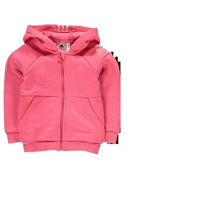 adidas Full Zip Jogger TOPInfant Girls SIZE 12-18 MONTHS