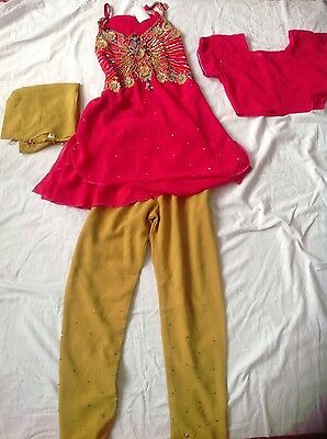 Girls indian suit