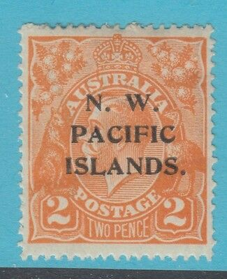 Australia Northwest Pacific Islands 44  Mint Hinged Og  No Faults Extra Fine !