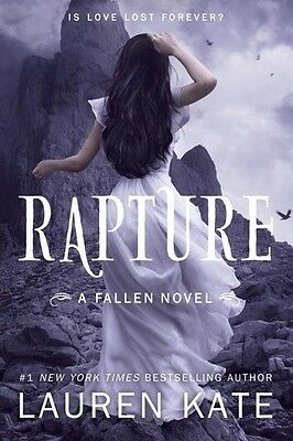 Rapture - Lauren Kate (2013, Book New)
