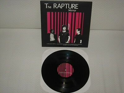THE RAPTURE:MIRROR (LP) 1a STAMPA