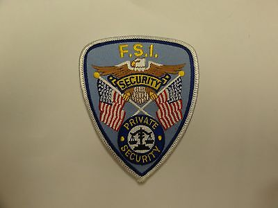 Patch Security Fsi Private Security