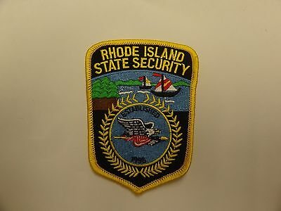 Patch Security Rhode Island State