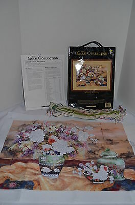 Dimensions Gold Collection Oriental Splendor by Lena Liu Embroidery Kit