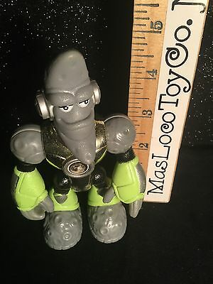 """2007 Lunar the Moon 5.5"""" Planet Heroes Action Figure"""