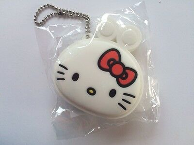 Hello Kitty mascot   keychain silicon