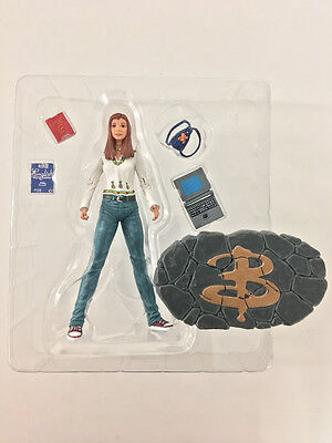 Buffy the Vampire Slayer WILLOW Moore Action Collectibles New Loose Complete
