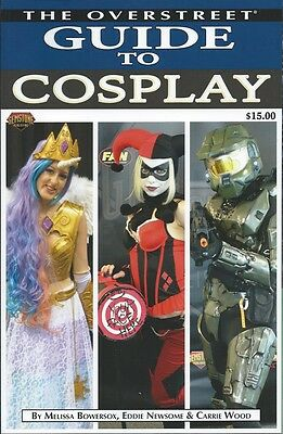 Overstreet Guide Vol. 5: Guide To Cosplay SC